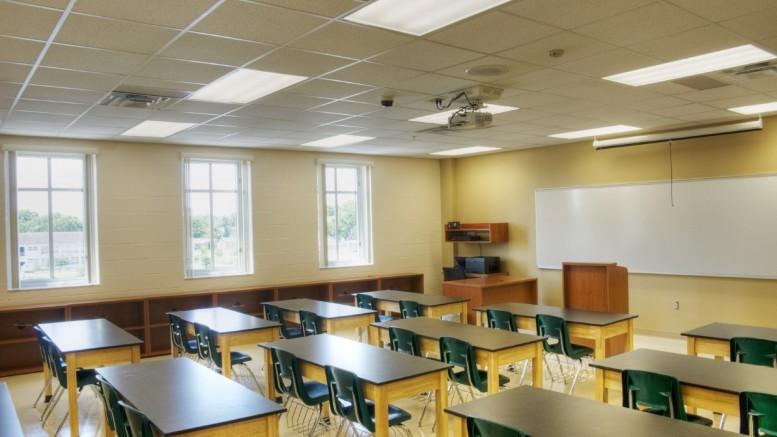 Nice Classroom Design ~ Normy oświetlenia pomieszczeń szkolnych kariera