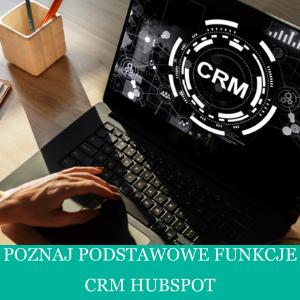 Hubspot CRM Polska - Zamów darmową konsultację uruchomienia CRM Hubspota w firmie.