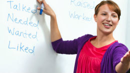 TEFL-teacher-board