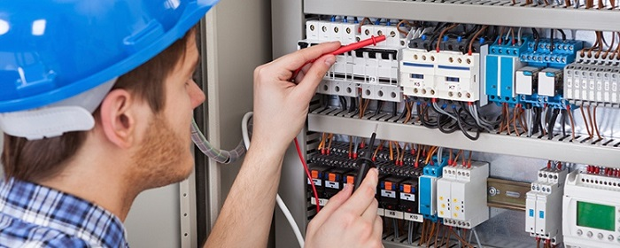 electrician-at-work