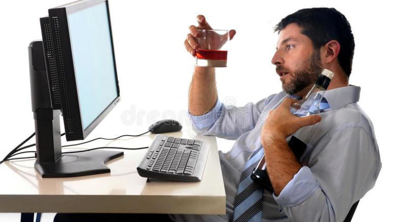 alcoholic-business-man-drinking-whiskey-sitting-drunk-office-computer-young-holding-glass-alcohol-looking-depressed-44074305