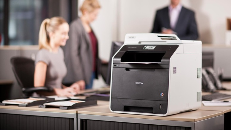 printer-in-office